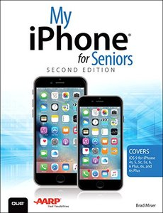 My iPhone for Seniors, 2/e(Paperback)-cover