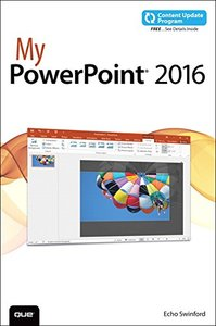 My PowerPoint 2016(Paperback)-cover
