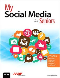 My Social Media for Seniors(Paperback)-cover