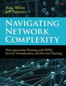 Navigating Network Complexity: Next-generation routing with SDN, service virtualization, and service chaining (Paperback)-cover