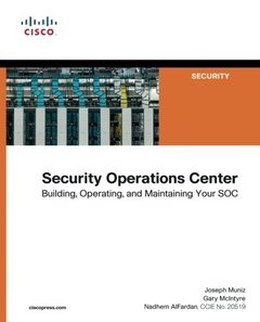 Security Operations Center: Building, Operating, and Maintaining your SOC (Paperback)-cover