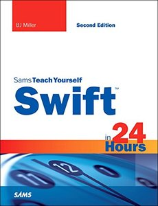 Sams Teach Yourself Swift in 24 Hours, 2/e (Paperback)-cover