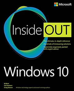 Windows 10 Inside Out (Paperback)-cover