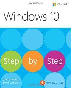 Windows 10 Step by Step (Paperback)-cover