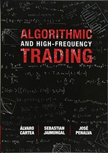 Algorithmic and High-Frequency Trading (Hardcover)-cover