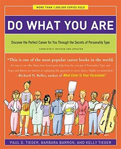 Do What You Are: Discover the Perfect Career for You Through the Secrets of Personality Type, 5/e (Paperback)-cover