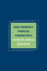 High-Frequency Financial Econometrics (Hardcover)-cover