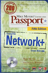 Mike Meyers' CompTIA Network+ Certification Passport, Fifth Edition (Exam N10-006) (Mike Meyers' Certification Passport) 5th Edition-cover