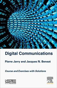 Digital Communications: Courses and Exercises with Solutions-cover