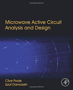 Microwave Active Circuit Analysis and Design(Hardcover)-cover