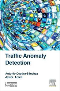 Traffic Anomaly Detection(Hardcover)-cover