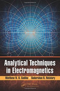 Analytical Techniques in Electromagnetics-cover