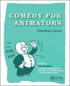 Comedy for Animators-cover