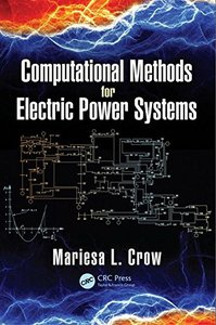 Computational Methods for Electric Power Systems, 3/e(Hardcover)-cover