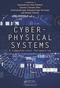 Cyber-Physical Systems: A Computational Perspective (Hardcover)-cover