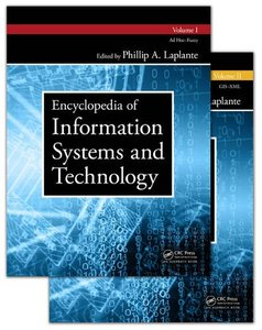 Encyclopedia of Information Systems and Technology - Two Volume Set-cover