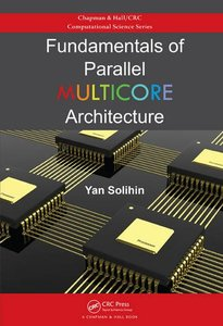 Fundamentals of Parallel Multicore Architecture (Hardcover)-cover