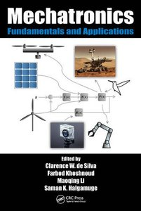 Mechatronics: Fundamentals and Applications (Hardcover)-cover