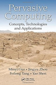Pervasive Computing: Concepts, Technologies and Applications-cover