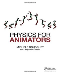 Physics for Animators (Paperback)-cover