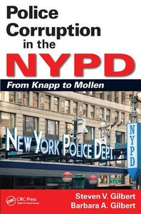 Police Corruption in the NYPD: From Knapp to Mollen Paperback-cover