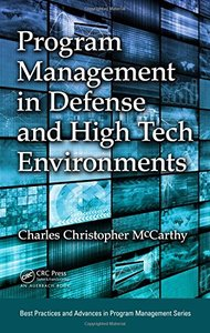 Program Management in Defense and High Tech Environments (Hardcover)-cover