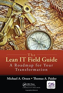 The Lean IT Field Guide: A Roadmap for Your Transformation-cover