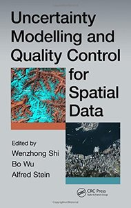 Uncertainty Modelling and Quality Control for Spatial Data-cover