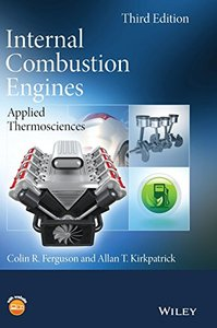 Internal Combustion Engines: Applied Thermosciences, 3/e (Hardcover)-cover
