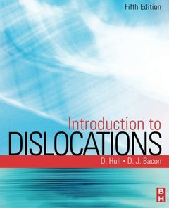 Introduction to Dislocations, 5/e (Paperback)-cover
