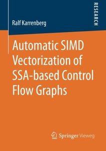 Automatic SIMD Vectorization of SSA-based Control Flow Graphs-cover