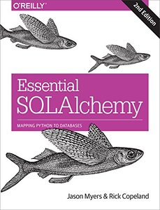 Essential SQLAlchemy, 2/e (Paperback)-cover