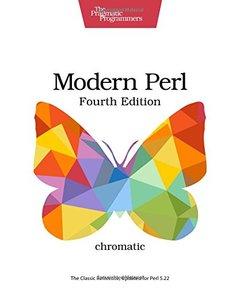 Modern Perl, 4/e (Paperback)-cover