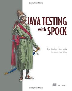 Java Testing with Spock-cover