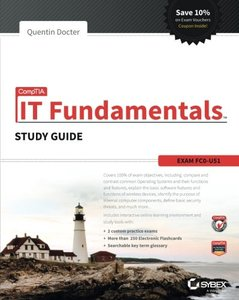 CompTIA IT Fundamentals Study Guide: Exam FC0-U51 (Paperback)-cover