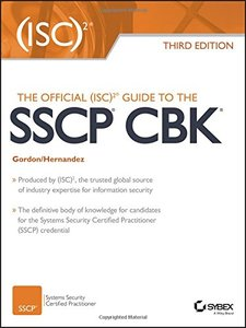 The Official (ISC)2 Guide to the SSCP CBK 3/e-cover
