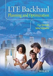 LTE Backhaul: Planning and Optimization (Hardcover)-cover