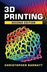 3D Printing, 2/e (Paperback)-cover