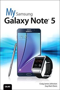 My Samsung Galaxy Note 5(Paperback)-cover