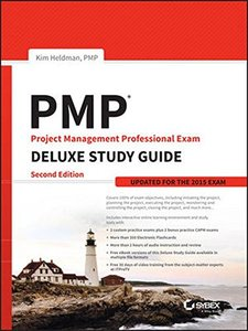 PMP Project Management Professional Exam Deluxe Study Guide: Updated for the 2015 Exam, 2/e (Hardcover)-cover
