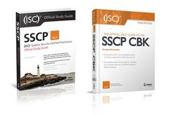 SSCP (ISC)2 Systems Security Certified Practitioner Official Study Guide and SSCP CBK Set(Paperback)-cover