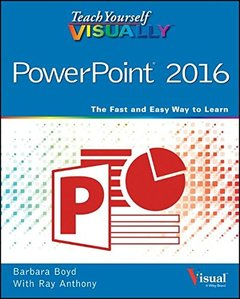 Teach Yourself VISUALLY PowerPoint 2016(Paperback)