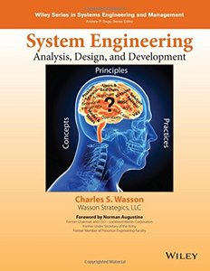 System Engineering Analysis, Design, and Development: Concepts, Principles, and Practices, 2/e(Hardcover)-cover