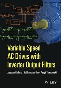 Variable Speed AC Drives with Inverter Output Filters-cover