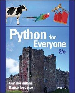 Python for Everyone, 2/e (Paperback)-cover