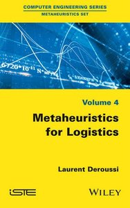 Mataheuristics for Logistics(Hardcover)-cover