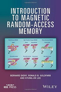 Introduction to Magnetic Random-Access Memory (Hardcover)-cover