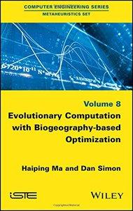 Evolutionary Computation with Biogeography-based Optimization(Hardcover)-cover