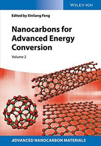 Nanocarbons for Advanced Energy Conversion(Hardcover)-cover