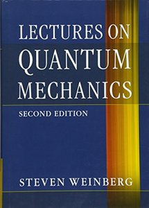 Lectures on Quantum Mechanics, 2/e (Hardcover)-cover